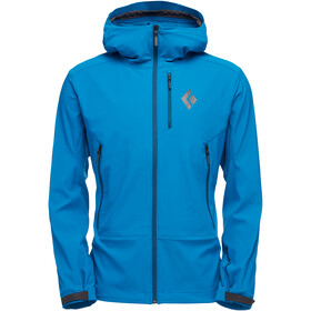 Black Diamond Dawn Patrol Shell Jacket Men kingfisher